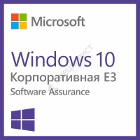 Microsoft Windows Enterprise Per Device Russian Software Assurance OLP Level A Government [KV3-00303]