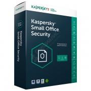 Kaspersky Small Office Security 6 (базовая лицензия на 1 год от 5 до 9 ПК, моб. устройств и 1 файлсервер) [KL4536RAEFS]