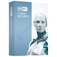 ESET NOD32 Cyber Security (лицензия на 1 год на 1 ПК, электронная версия) [NOD32-ECS-NS(EKEY)-1-1]