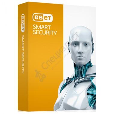 ESET NOD32 Smart Security (лицензия на 1 год на 3 ПК или продление на 20 месяцев, электронная версия) [NOD32-ESS-1220(EKEY)-1-1]