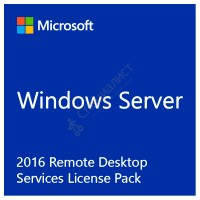 Microsoft Windows Remote Desktop Services CAL 2016 Russian MLP 20 User CAL [6VC-03145]