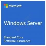 Microsoft Windows Server Standard Core Russian Software Assurance OLP 2 License No Level Academic Core License [9EM-00098]