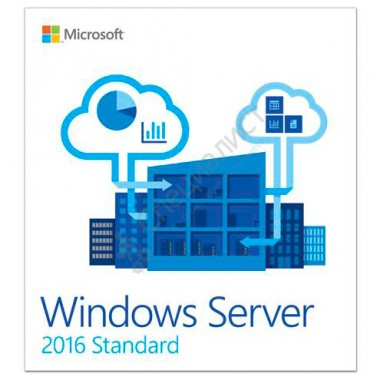 Microsoft Windows Server Standard Core 2019 Single OLP 2 License No Level Core License [9EM-00653]