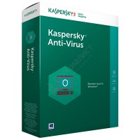 Kaspersky Anti-Virus (лицензия на 2 ПК на 1 год, коробочная версия) [KL1171RBBFS]