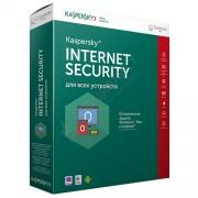 Kaspersky Internet Security для всех устройств (лицензия на 1 год на 3 устройства, коробочная версия) [KL1941RBCFS]