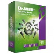 Dr.Web Security Space Комплексная защита (лицензия на 1 год на 1 ПК, коробочная версия) [BHW-B-12M-1-A3]