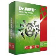 Dr.Web Security Space Комплексная защита (лицензия на 1 год на 2 ПК, коробочная версия) [BHW-B-12M-2-A3]