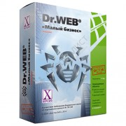 Dr.Web Малый бизнес (лицензия на 1 год на 5 ПК + 1 сервер) [BBZ-*C-12M-5-A3]