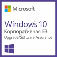 Microsoft Windows Enterprise Per Device Russian Upgrade/Software Assurance Pack OLP Level A Government [KV3-00306]