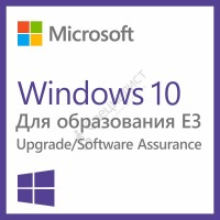 Microsoft Windows Education Per Device Russian Upgrade/Software Assurance Pack OLP No Level Academic [KW5-00340]